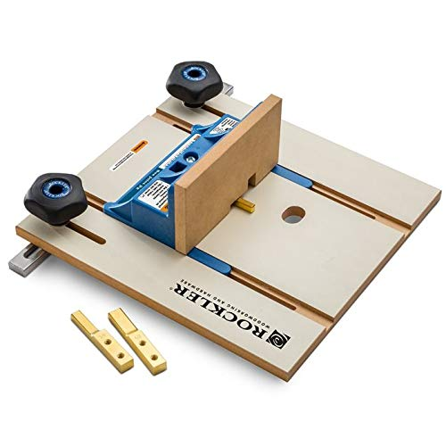 Rockler Router Table Box Joint Jig'' by Rockler