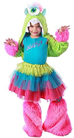 Princess Paradise Uggsy Monster Child Costume Pink/Blue Large/X-Large