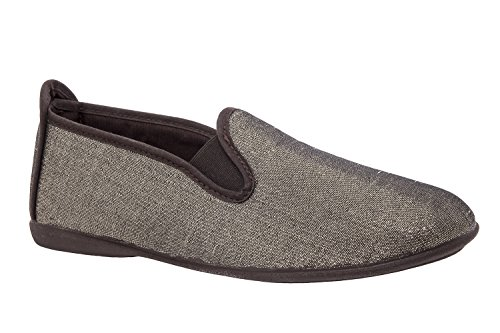 Machado 45 Large Size AM5049 10 EU 8 to Fabric to 42 On Shiny UK Bronze Slip Sizes Andres 5 Flat Range Shoes gdqpSKK