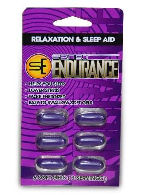 Relaxation & Sleep-Aid Tous Naturel-18 capsules molles / Pills, Aide au stress et l'anxiété, Sleep Better, Feel Better