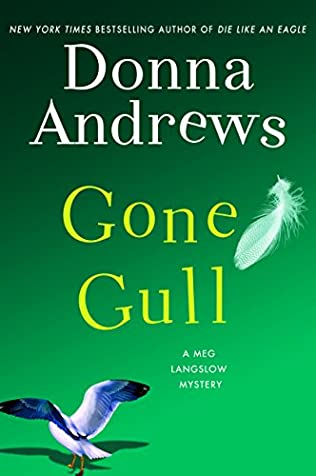 book cover of Gone Gull