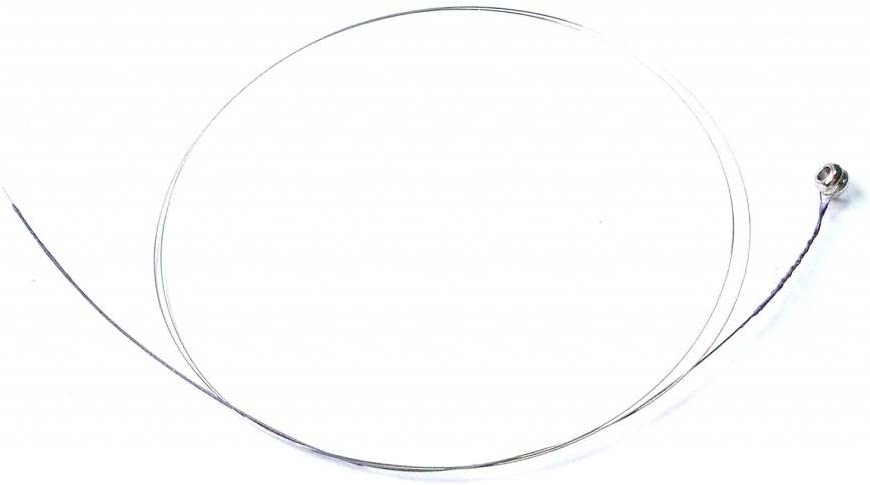 Generic 4th C 15 inch Single Viola Strings Carbon Steel Core Nickel Allow Wound