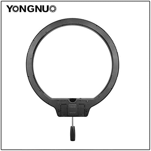 YongNuo YN608RGB Full Color Ring Light Wireless Remote Control LED Video Lamp Color Temperature 3200-5500K
