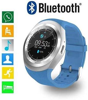 Chicpluss - INNO One R Pro- Smartwatch Y1 con Ranura para SIM y ...
