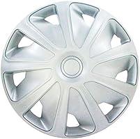 Set 4 x Deep Dish Commercial 15 Wheel Trims Hub Caps fits Vauxhall Combo