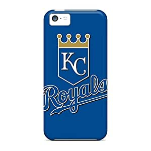 New Premium GAwilliam Baseball Kansas City Royals 1 Skin Case Cover Excellent Fitted For Iphone 5c