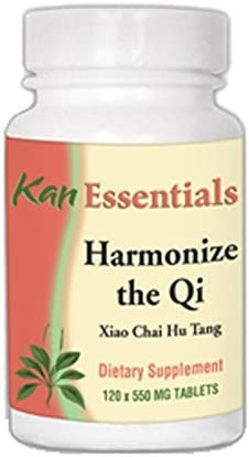 Harmonize the Qi 120 Tabs By Kan herbs