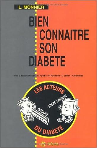 En ligne téléchargement gratuit Bien connaître son diabète epub pdf