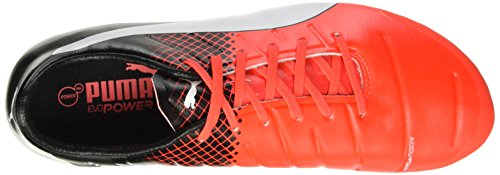 puma Football 3 Chaussures Evopower Puma Red White 01 Homme 2 Blast Rouge Compétition MX SG Rot de Black 0EFXx6xwq