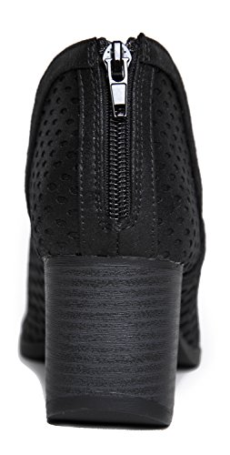 J-Adams-Perforated-Cut-Out-Heeled-Bootie-Distressed-Leather-Pull-On-Boot-Womens-Mid-Heel-Perch-by