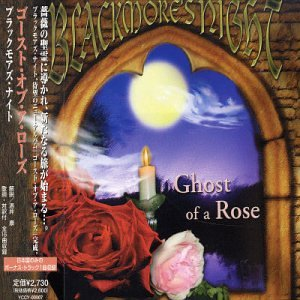 Blackmore S Night Ghost Of A Rose Amazon Com Music