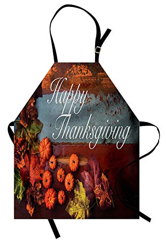 Miss Sweetheart Thanksgiving Apron, Stylized Hand Writing for sale  Delivered anywhere in USA
