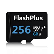Ultra 256GB microSDHC UHS-I Class 10 memory TF micro SD Card with Adapter