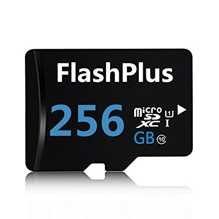 Ultra 256GB microSDHC UHS-I Class 10 memory TF micro SD Card with Adapter Unknown .