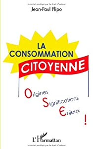 "Afficher ""La consommation citoyenne"""