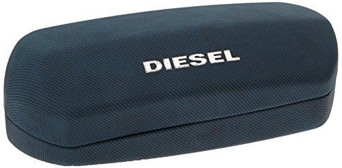 Diesel - Lunette de soleil Dl0050 Rectangulaire  - Femme 50N