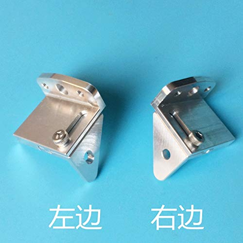 Zamtac Titan Extruder heatsink Holder Titan Aero BL Touch Inductor Bracket - (Size: Left Hand)
