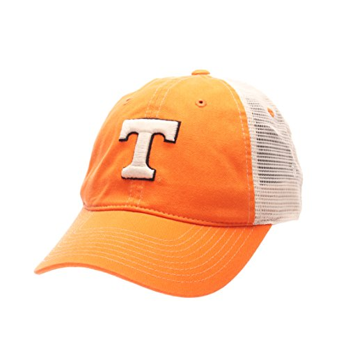 ZHATS NCAA Tennessee Volunteers Men's Side Out Relaxed Cap, Adjustable, Multicolor