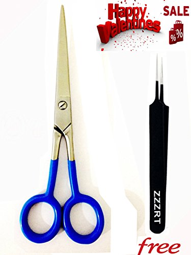 - New Professional Hairdressing Barber Salon & Students Scissors Shear 6.5