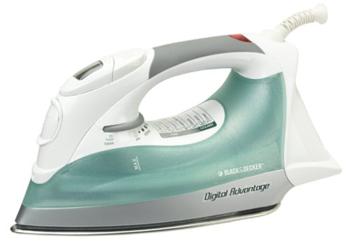 black decker d1500 advantage iron