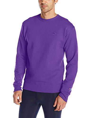 Purple Classic Crew Sweatshirt - 9