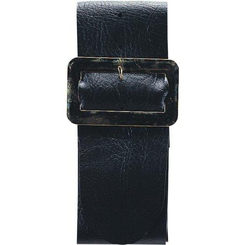 Rubie's Men's Novelty Santa Pirate Belt, Black, One Size