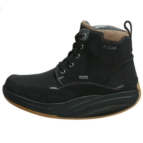 Mbt Mens Moto Boot Nero