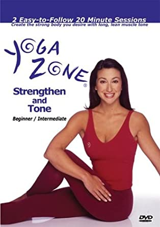 Yoga Zone Strengthen And Tone