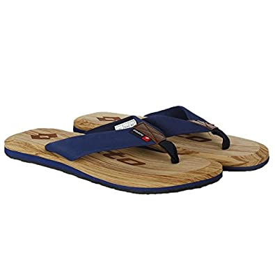 e58131d72a65 Lotto Men Teak Navy Chalk Slippers Slippers 11 UK India  Buy Online at Low  Prices in India - Amazon.in