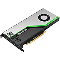 PNY VC-839 Tarjeta de Video Nvidia Quadro Rtx4000/PCI Express 3.0 X16/GDDR6/8 GB/DP 1.4/3X DP/USB Tipo C//Gama Alta/Diseño,