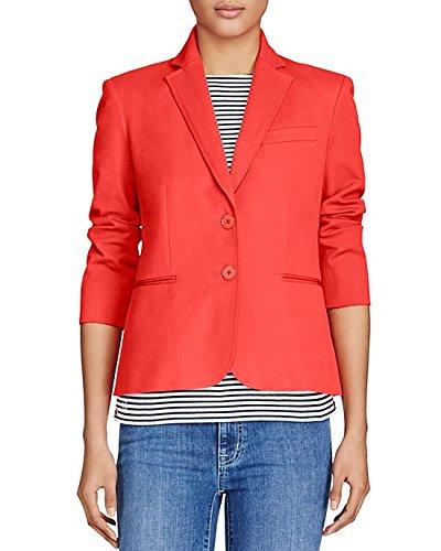 Lauren Ralph Lauren Cotton Blend Twill Jacket 16