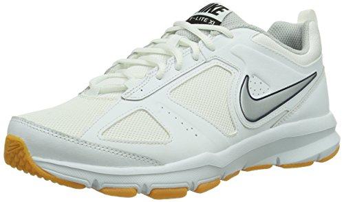 Silver Light T Mesh Metallic Gm Brown Herren Fitnessschuhe Fitnessschuhe Weiß Xi Nike White Lite 631652 SRxPOR4n
