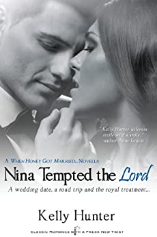 Nina Tempted the Lord (Entangled Indulgence) by [Hunter, Kelly]