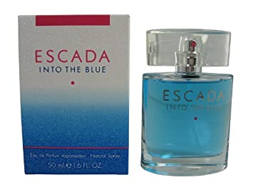 Escada Into The Blue Eau De Parfum 50 Ml Amazoncouk Beauty