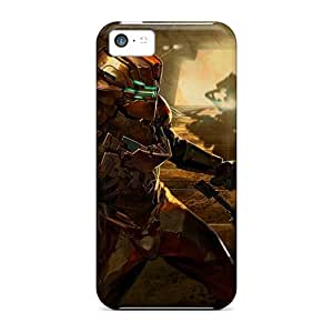 New Fashion Premium Tpu Case Cover For Iphone 5c - Dead Space