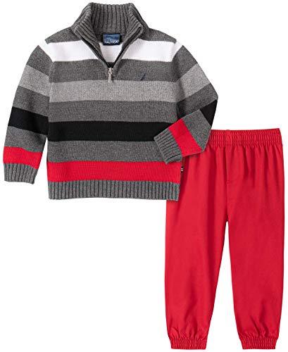 Nautica Baby Boys 2-Piece Sweater Set with