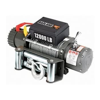 Badland winches 12 000 lb off road vehicle winch with automatic badland winches 12000 lb off road vehicle winch with automatic load holding brake sciox Images