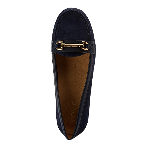 Vionic Womens Chill Kenya Loafer Navy