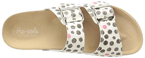 Buckle Buckle Sole Women's Sole Re Dots Women's Re q5zWTxC