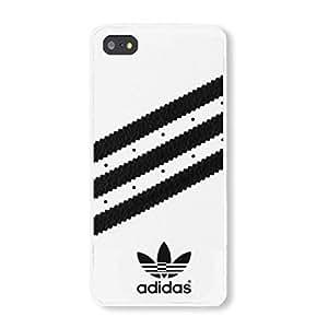 Retro Adidas Logo Iphone 5(White) Funda,Adidas Logo Funda For Iphone 5(White),Iphone 5(White) Adidas Phone Funda