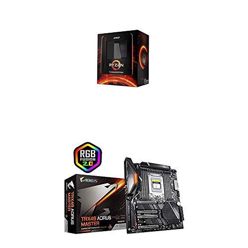 AMD 3970x CPU + Gigabyte TRX40 AORUS Master MB