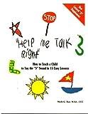 Help Me Talk Right, Mirla G. Raz, 0963542605