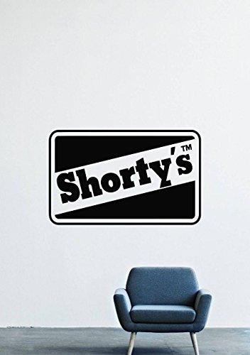 Shorty`s Wall Decals Decor Vinyl Stickers GMO1860 (Shortys Sticker)