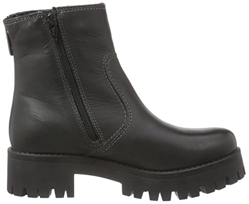 schwarz Black 62 Donna Boot Wrangler Punk Anfibi Nero qxOZU4X0w