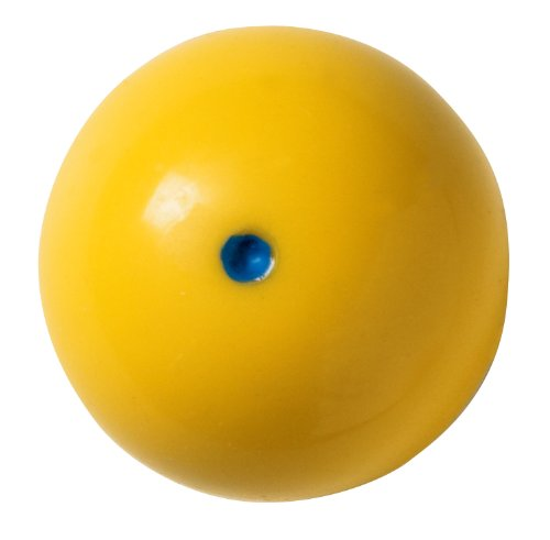 Total Control Sports Golf Ball with Blue Dot (Pack of 6), Yellow by Total Control Sports (Image #2)