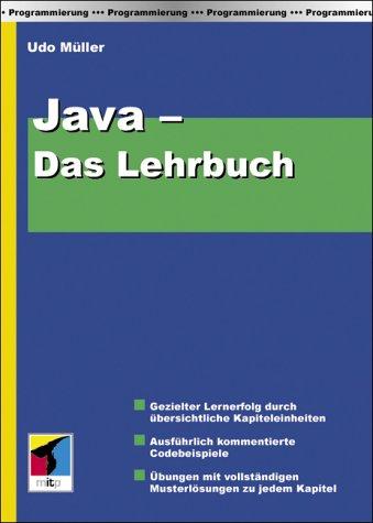 Java - Das Lehrbuch