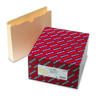 File Ltr - Smead® Manila File Jackets JACKET,FILE,LTR,STR,2