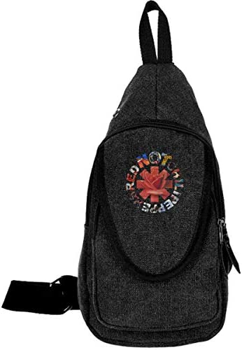 Red Hot Chili Peppers レッド・ホット・チリペッパーズ かばん ショルダーバッグ 斜めがけ 胸 トートバッグ 財布 デート 旅行 ボディバッグ 可愛い ショルダーベルト 撥水 大容量 メンズ 盗難防止 イヤホン穴付き