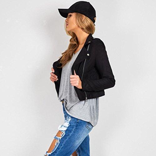 Femme Mode Blousons Pullover Jacket Hiver Veste Reaso Manteau B61Cwq4w