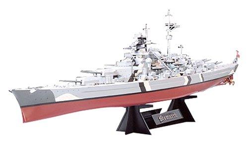 タミヤ 1/350 艦船シリーズ ビスマルク B00061HIMQ
